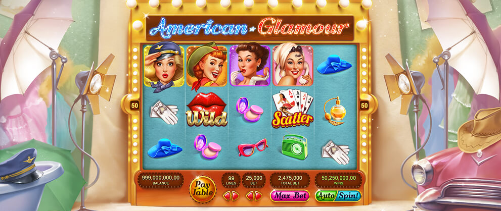 slots game online american pocker