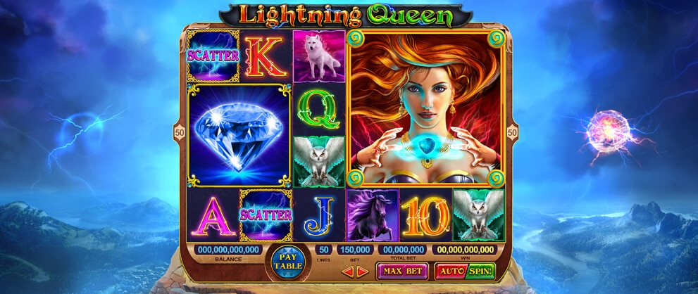 Lightning Queen Main Image
