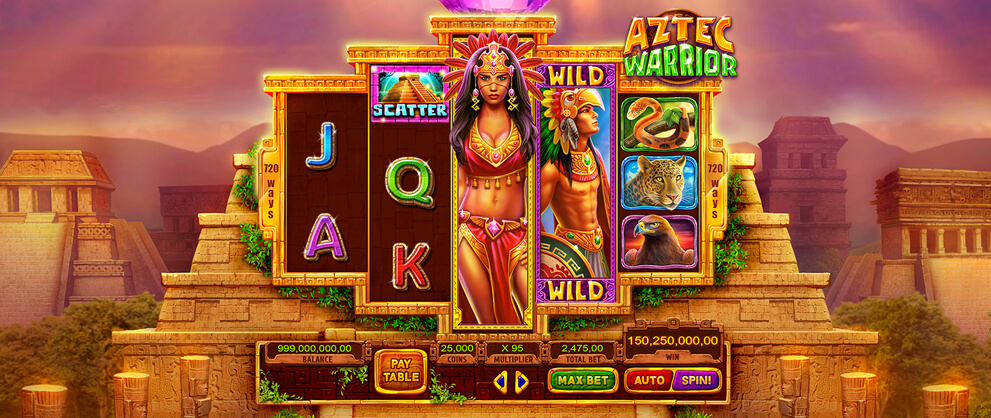 All free slots games with Scatter Symbols -