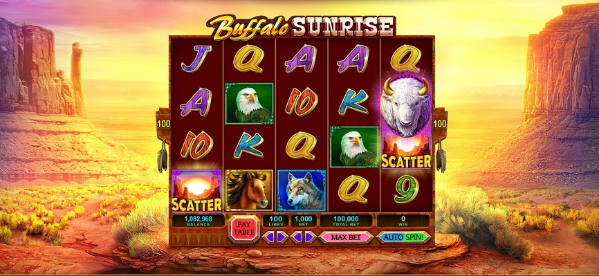 Buffalo Slot Machine – Play Free Aristocrat Slots & Pokies