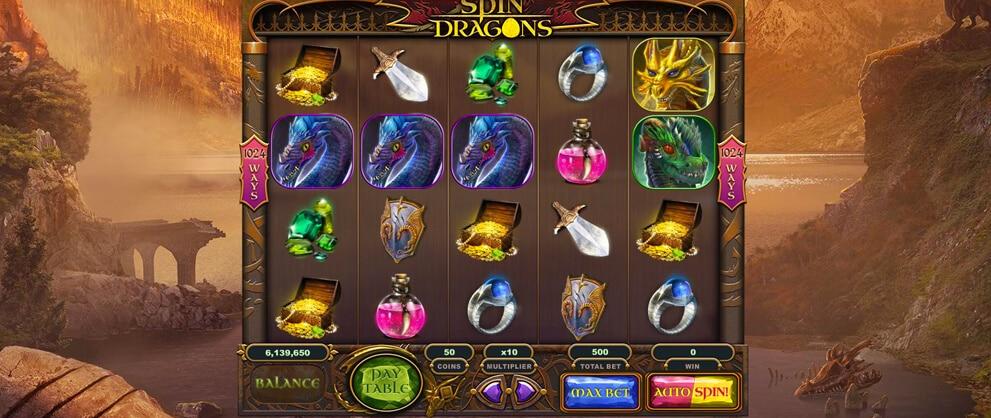 Jungle Games Slot Machine