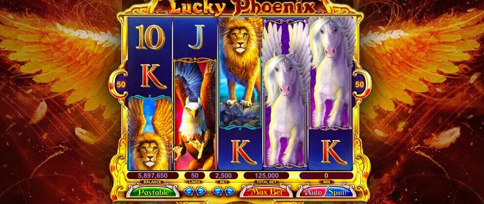 Phoenix slot game holland casino purple lounge