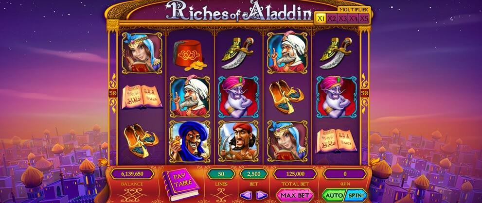 Aladdin Slots