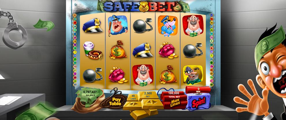 safe bet classic slot game caesars casino