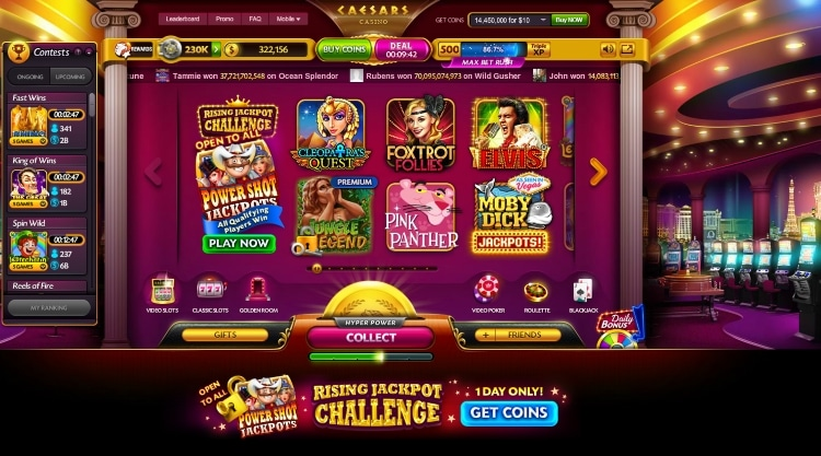 Free Slots No Download Amp No Deposit Caesars Games