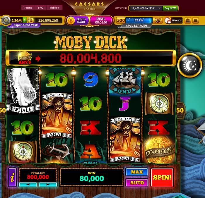 Casino slots machines games