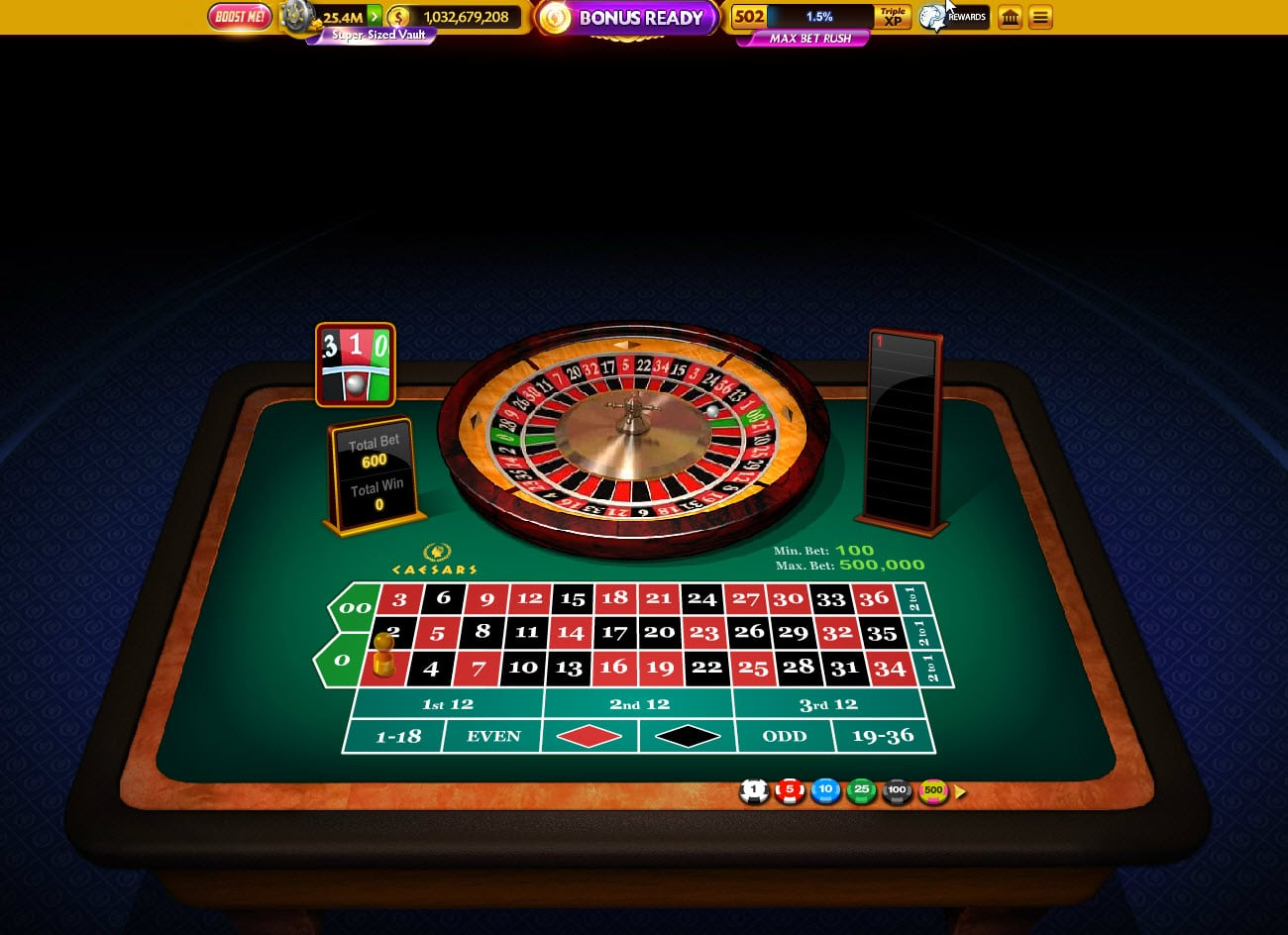 casino games that have the best odds