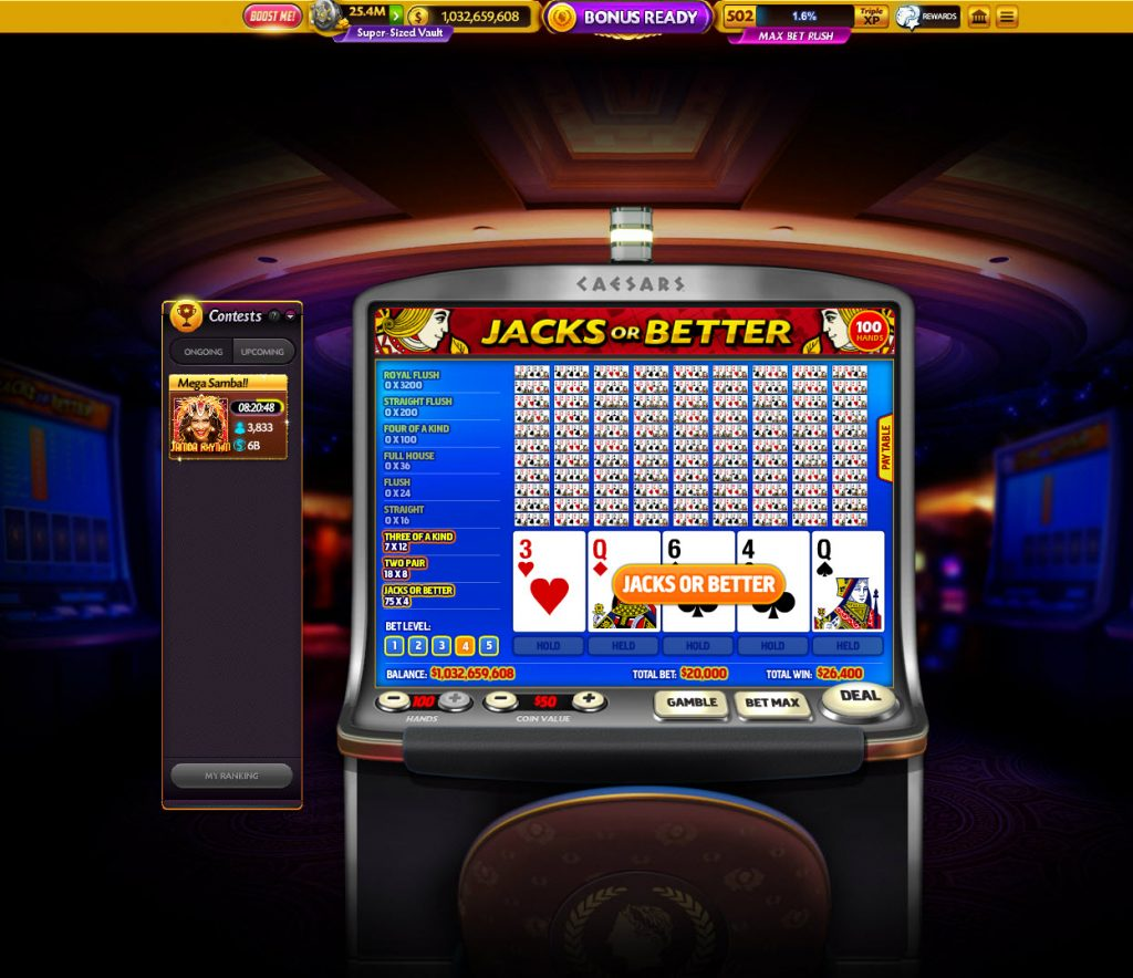 casino table games for beginners