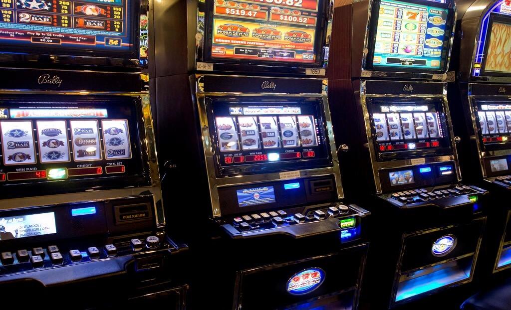 Types of gambling machines casino at niagara falls canada