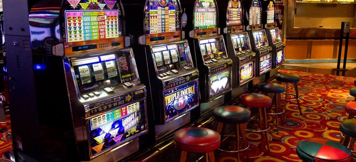 slot machines odds