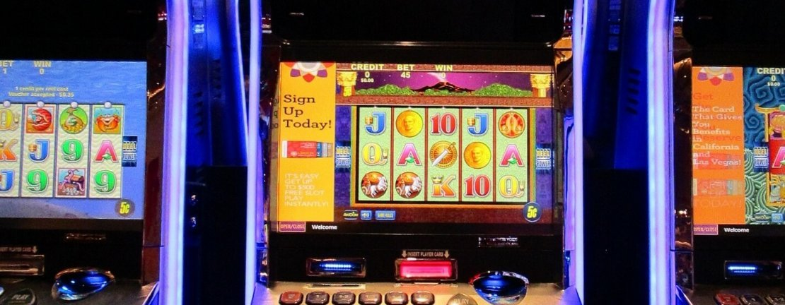 5 reel slot machines tricks